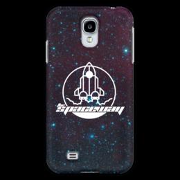 "Чехол для Samsung Galaxy S4 ""My Space"" - космос, технологии, наука, денис гесс, the spaceway"
