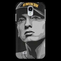 """Чехол для Samsung Galaxy S4 """"Eminem"""" - eminem, эминем"""