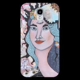 "Чехол для Samsung Galaxy S4 ""Travelers "" - путешественники, travelers"