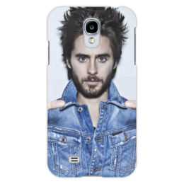 "Чехол для Samsung Galaxy S4 ""Jared Leto"" - jared leto, 30 seconds to mars, leto, 30stm, джаред лето, jared"