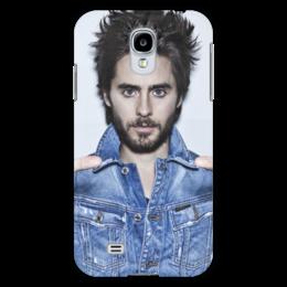 "Чехол для Samsung Galaxy S4 ""Jared Leto"" - jared leto, 30 seconds to mars, leto, jared, джаред лето, 30stm"