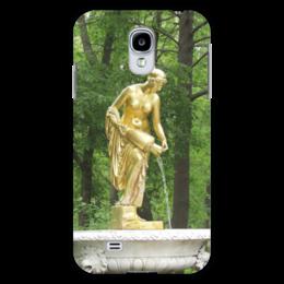 """Чехол для Samsung Galaxy S4 """"Нимфа"""" - россия, парк, скульптура, нимфа, петергоф"""