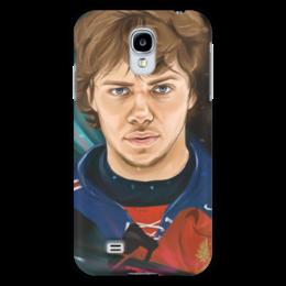"""Чехол для Samsung Galaxy S4 """"Артемий Панарин"""" - хоккей, нхл, сборная россия по хоккею, артемий панарин"""