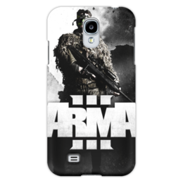 "Чехол для Samsung Galaxy S4 ""A soldier from the Arma 3"" - steam, arma, arma 3, арма 3, арма"
