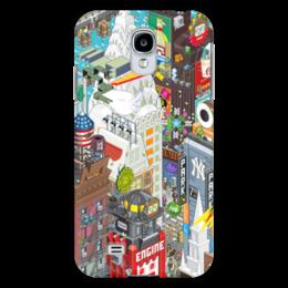 "Чехол для Samsung Galaxy S4 ""Нью Йорк"" - нью йорк, new york city, ny, new york"
