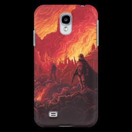 "Чехол для Samsung Galaxy S4 ""Звездные войны"" - звездные войны, фантастика, кино, дарт вейдер, star wars"