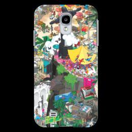 "Чехол для Samsung Galaxy S4 ""Рио-де-Жанейро"" - рио, rio, рио-де-жанейро, rio de janeiro"