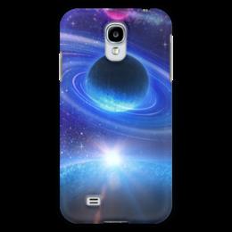 """Чехол для Samsung Galaxy S4 """"Космос"""" - космос, наука, прогресс, денис гесс, the spaceway"""