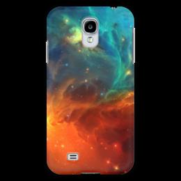 """Чехол для Samsung Galaxy S4 """"Космическая туманность"""" - космос, фотография, звёзды, спутник, туманность"""