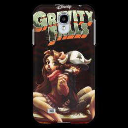 "Чехол для Samsung Galaxy S4 ""Gravity falls"" - gravity falls"