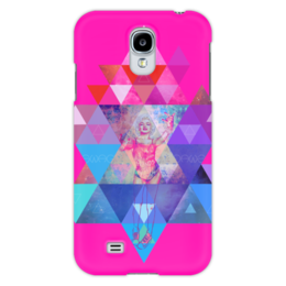 "Чехол для Samsung Galaxy S4 """"HIPSTA SWAG"" collection: Marilyn Monroe"" - swag, свэг, мэрилин монро, marilyn monroe"