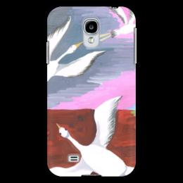 """Чехол для Samsung Galaxy S4 """"Волшебные сказки"""" - для детей, сказка, от детей"""
