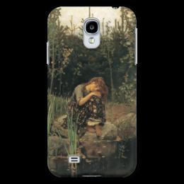 "Чехол для Samsung Galaxy S4 ""Алёнушка (картина Васнецова)"" - картина, сказка, васнецов"