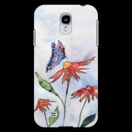 "Чехол для Samsung Galaxy S4 ""Бабочка"" - арт, бабочка, summer, butterfly"