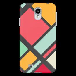 "Чехол для Samsung Galaxy S4 ""Модерн"" - узор, стиль, орнамент, абстракция, модерн"