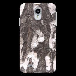"Чехол для Samsung Galaxy S4 ""берёзка"" - дерево, tree, birch, берёза"
