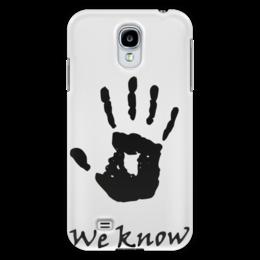 """Чехол для Samsung Galaxy S4 """"Темное братство"""" - игра, skyrim, tes, скайрим, братство"""