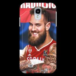"Чехол для Samsung Galaxy S4 ""Braduljica"" - nba, raduljica"