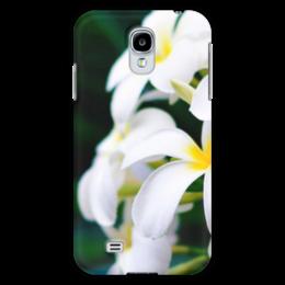 """Чехол для Samsung Galaxy S4 """"цветы"""" - n-a-v"""