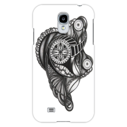 "Чехол для Samsung Galaxy S4 ""Футуризм"" - future, рисунок, графика, абстракция, футуризм"