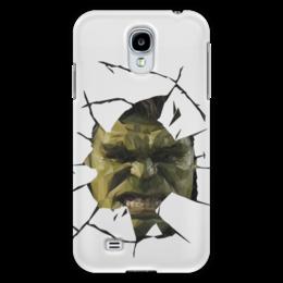 "Чехол для Samsung Galaxy S4 ""Hulk / Халк"" - hulk, marvel, мстители, халк, kinoart"