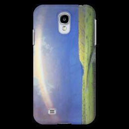 "Чехол для Samsung Galaxy S4 ""Радуга (картина Архипа Куинджи)"" - картина, архип куинжи"