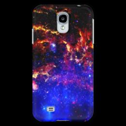 """Чехол для Samsung Galaxy S4 """"Великий Космос"""" - космос, наука, прогресс, денис гесс, the spaceway"""