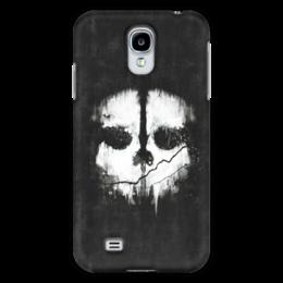 "Чехол для Samsung Galaxy S4 ""Call of Duty: Ghosts"" - call of duty, шутер, ghosts, логан уокер, легенда о призраках"