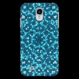 "Чехол для Samsung Galaxy S4 ""Fleeting"" - арт, узор, абстракция, фигуры, текстура"
