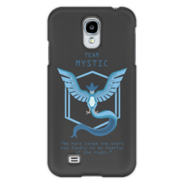 "Чехол для Samsung Galaxy S4 ""Team Mystic"" - мультфильм, pokemon, покемон, мистик, mystic"