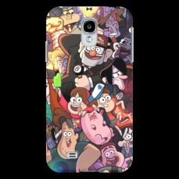 """Чехол для Samsung Galaxy S4 """"Gravity Falls"""" - gravity falls, гравити фолз"""