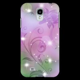 "Чехол для Samsung Galaxy S4 ""Лилия"" - цветок, лилия"