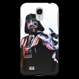 "Чехол для Samsung Galaxy S4 ""Rise Lord Vader"" - star wars, звездные войны, дарт вейдер, dart vader"
