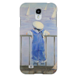 "Чехол для Samsung Galaxy S4 ""Морячок! Funny Smile"" - морячок, sailor"