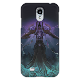 "Чехол для Samsung Galaxy S4 ""WarCraft Collection"" - wow, warcraft, world of warcraft, варкрафт, нежить"