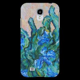 """Чехол для Samsung Galaxy S4 """"Весеннее настроение"""" - весна, в подарок, spring"""