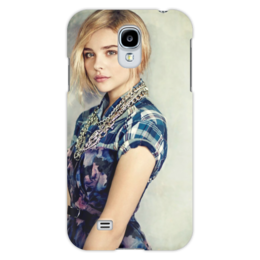 "Чехол для Samsung Galaxy S4 ""Хлоя Морец"" - актриса, хлоя, chloe moretz"