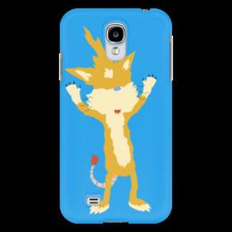 """Чехол для Samsung Galaxy S4 """"Сквончи"""" - рик и морти, сквончить, сквонч"""