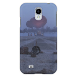 "Чехол для Samsung Galaxy S4 ""Плюк-центр"" - плюк"