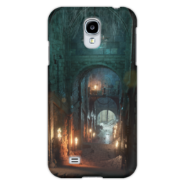 """Чехол для Samsung Galaxy S4 """"Подземелье"""" - арт, фентези, подземелье"""