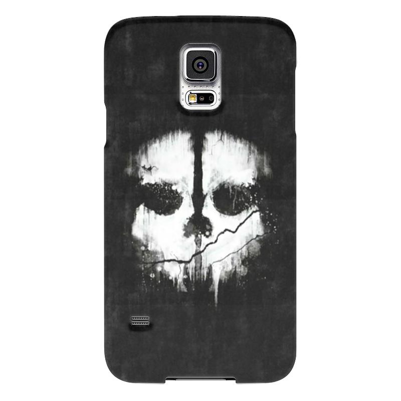Чехол для Samsung Galaxy S5 Printio Call of duty: ghosts игра для ps3 call of duty ghosts