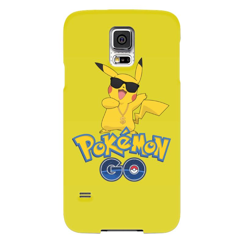Чехол для Samsung Galaxy S5 Printio Pokemon go чехол для samsung galaxy s5 printio skull