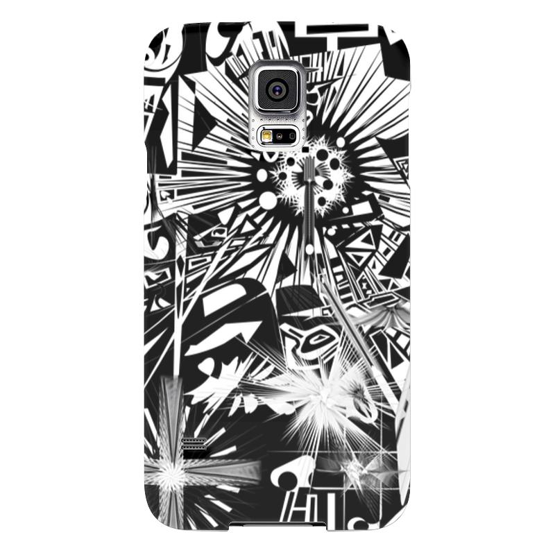 Чехол для Samsung Galaxy S5 Printio С яблоком чехол для samsung galaxy s5 printio череп