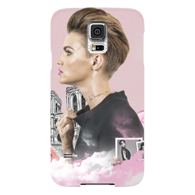 Чехол для Samsung Galaxy S5 Printio Ruby rose samsung galaxy s5