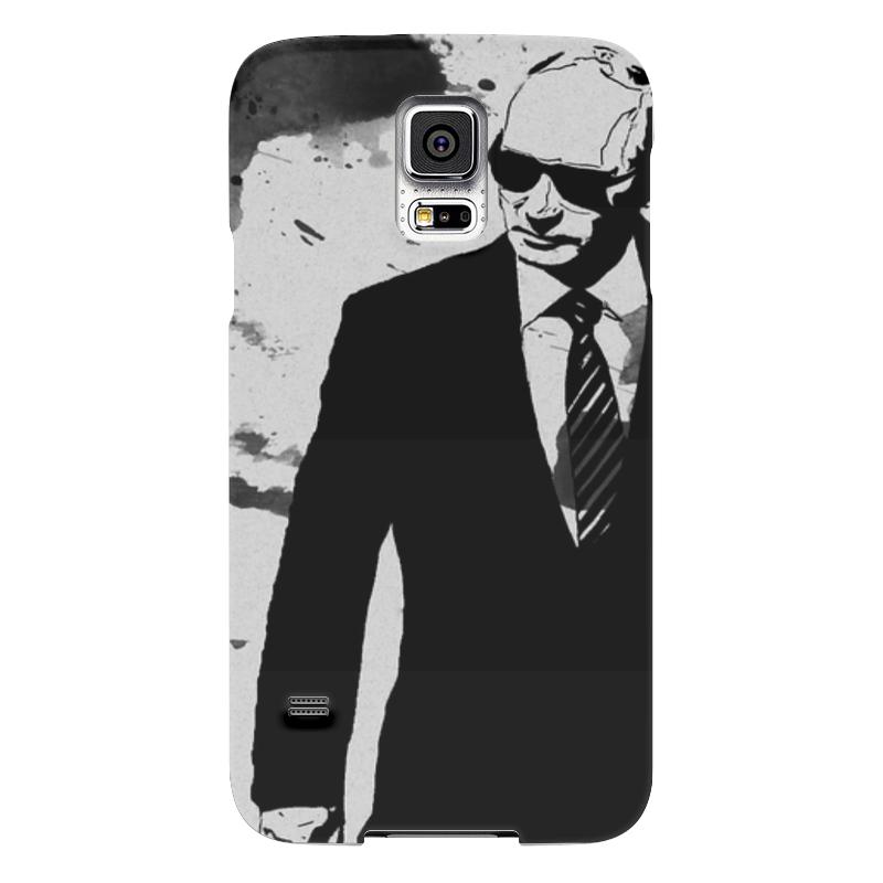 Чехол для Samsung Galaxy S5 Printio Владимир владимирович путин чехол для samsung galaxy s5 printio череп художник