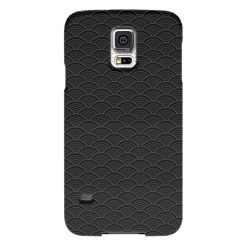 Чехол для Samsung Galaxy S5 Printio Чешуя чехол для samsung galaxy s5 printio череп художник