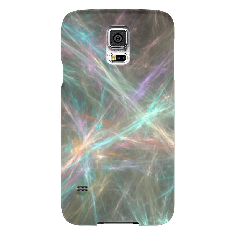 Чехол для Samsung Galaxy S5 Printio Абстрактный дизайн чехол для samsung galaxy s5 printio череп художник