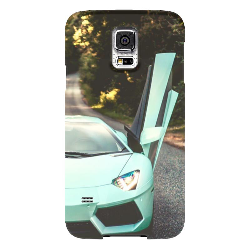 Чехол для Samsung Galaxy S5 Printio Lamborghini чехол для samsung galaxy s5 printio череп художник