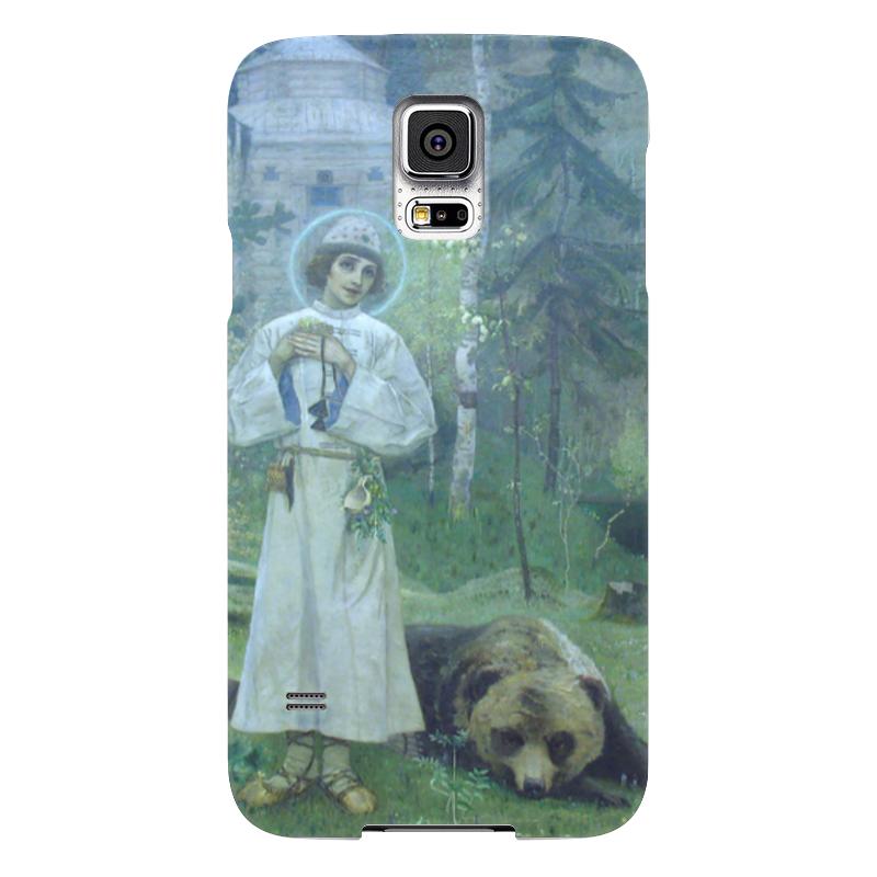 Чехол для Samsung Galaxy S5 Printio Юность преподобного отца сергия радонежского чехол для samsung galaxy s5 printio череп художник