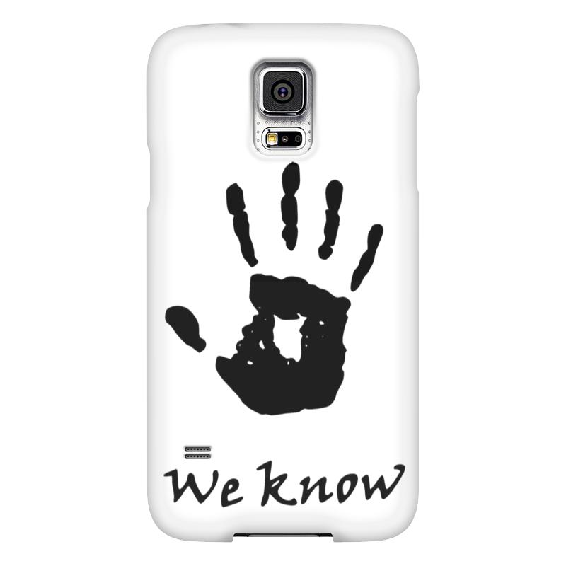 Чехол для Samsung Galaxy S5 Printio Темное братство чехол для samsung galaxy s5 printio череп художник